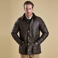 Barbour – Tweed Gamefair Jacket – Olive