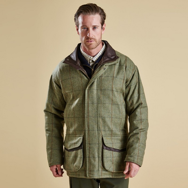 Barbour – Fellmoor Jacket – Light Olive
