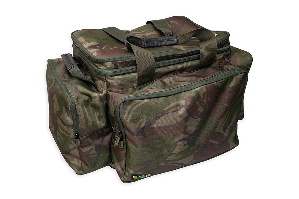 ESP CAMO REEL POUCH specimen carp fishing luggage reel bag